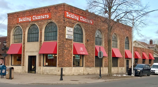 Grosse Pointe's First Dry Cleaners