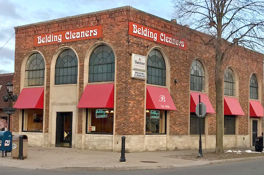Belding Cleaners was founded in 1929 as Grosse Pointe s First Dry Cleaners 954d06ca3