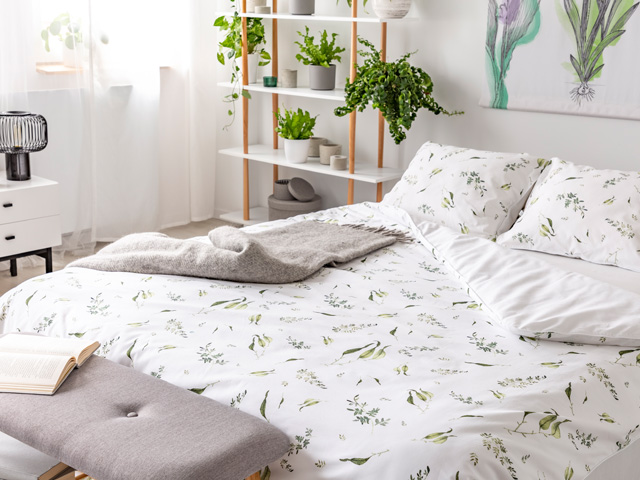 Comforters & Feather Beds